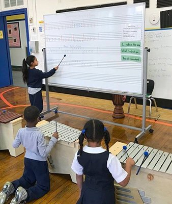 WHIN-students-playing-xylophones