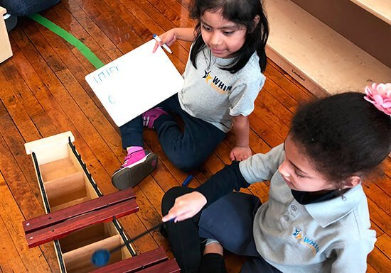 WHIN-students-composing-with-xylophone